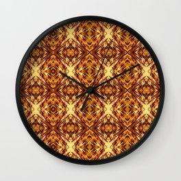 Parquet parquet Wall Clock