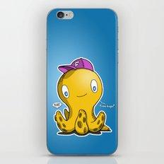 Free Hugs iPhone & iPod Skin
