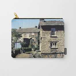Old Bridge House Ambleside Cumbria England Carry-All Pouch
