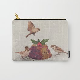 Christmas Pudding Raid  Carry-All Pouch