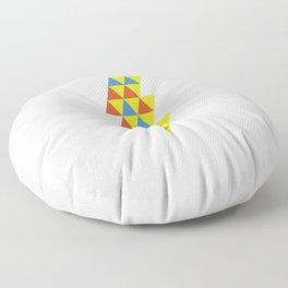 Flash Floor Pillow