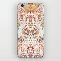 minerals iPhone & iPod Skins featuring Mystic Minerals 2 by Caroline Sansone