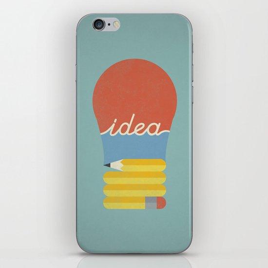I've Got An Idea iPhone & iPod Skin
