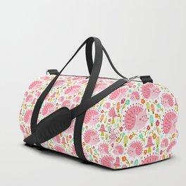 Hildie The Hedghog Duffle Bag