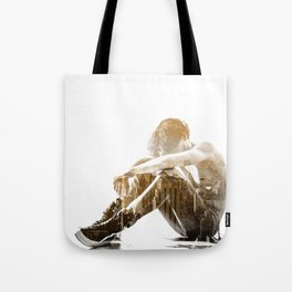 Desertion Tote Bag