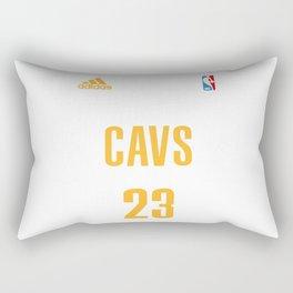 cavs 23 Rectangular Pillow