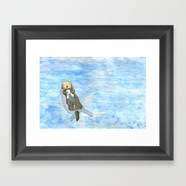 Embrace 3 Framed Art Print