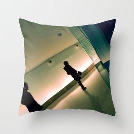 PPM Throw Pillow