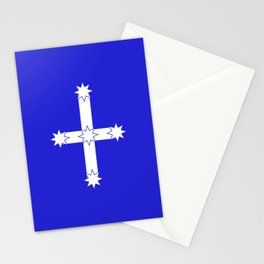 Australian Eureka Flag Stationery Cards