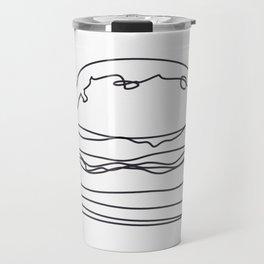 Cheeseburger Cheeseburger Travel Mug