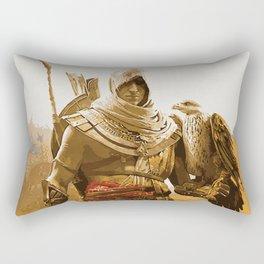 Bayek Rectangular Pillow