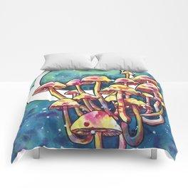 Mushroom Patch Comforters