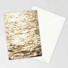 Glittery Surface Stationery Cards