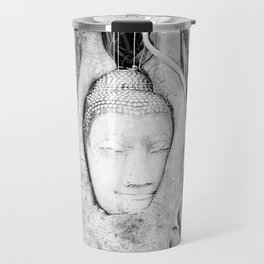Buddha Tree Travel Mug