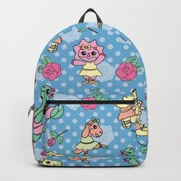 Dancing Dinos Backpack