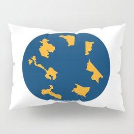 Mundo La Tribuna Provincias Pillow Sham