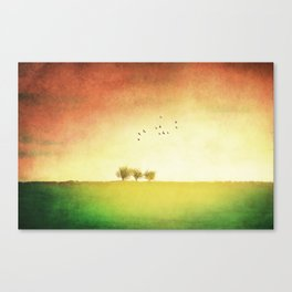 3. Canvas Print