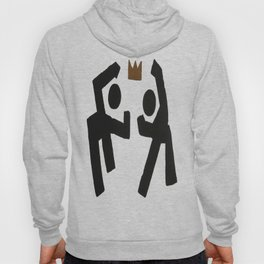 Take the Crown Plain Background Hoody
