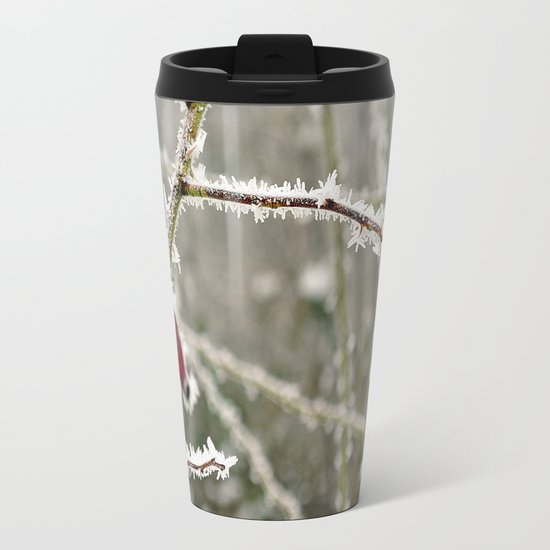 ice nature Metal Travel Mug