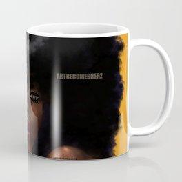 Afro Diva Coffee Mug