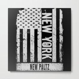 New Paltz New York Metal Print
