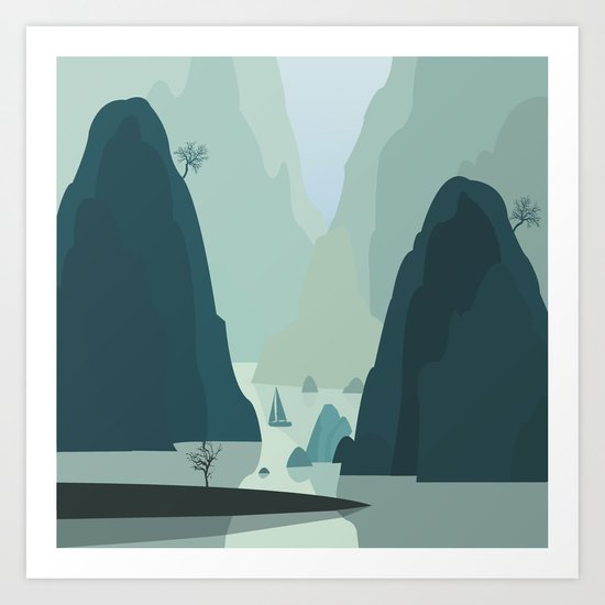 My Nature Collection No. 24 Art Print