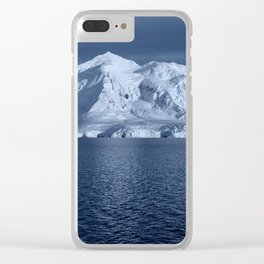 Beauty in Isolation Clear iPhone Case