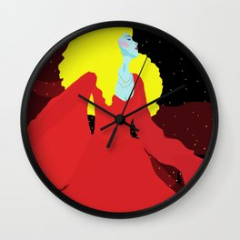 Like a Bell Through The Night Wall Clock