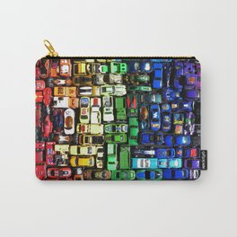 gridlock spectrum  Carry-All Pouch