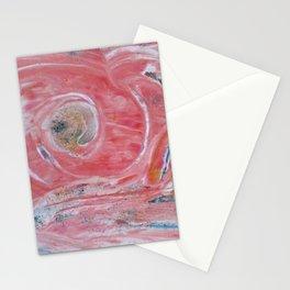 Innere Auge abstrakt Nr. 02 Stationery Cards
