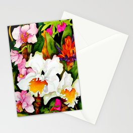 Tropical Exuberance Stationery Cards