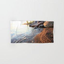 Georgian Bay Decor. Hand & Bath Towel