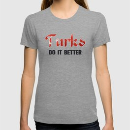 Turks do it better. Turkey T-shirt