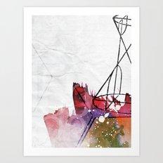 color my world Art Print