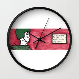 no Wall Clock