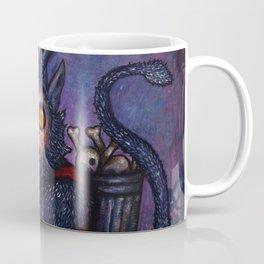 Holiday Krampus Coffee Mug