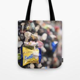 A Cool Gross Bubblegum Alley San Luis Obispo Tote Bag