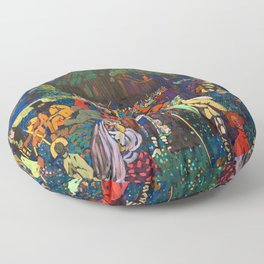 Colorful Life - Digital Remastered Edition Floor Pillow