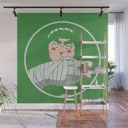 Rock Lee Drunken Fist v.3 Wall Mural