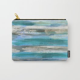 ROCK STUDY IN BLUES Carry-All Pouch