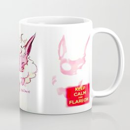 Keep calm and FlareON! Coffee Mug