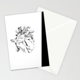 NUDEGRAFIA - 34 Heart Stationery Cards