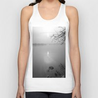 serenity Tank Tops featuring serenity by  Agostino Lo Coco