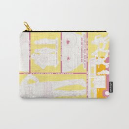 PEQUEÑA MISS SUNSHINE Carry-All Pouch