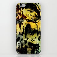 twins iPhone & iPod Skins featuring twins by clemm