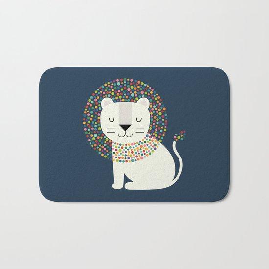 As A Lion Bath Mat