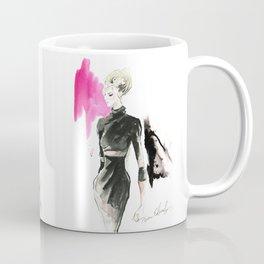 Fashion Model Coffee Mug