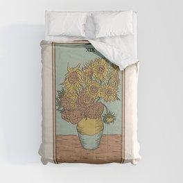 The Sunflowers Comforters