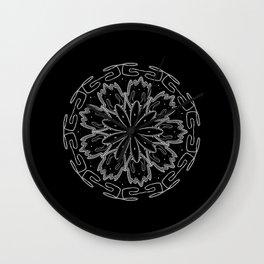 Desert Sights Wall Clock