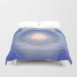 Eye of Light Duvet Cover